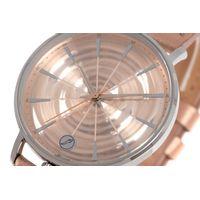 Relógio Analógico Feminino Infinity Couro Shine Rosé RE.CR.0468-9507.5