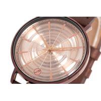 Relógio Analógico Feminino Infinity Couro Shine Marrom RE.CR.0468-9595.5