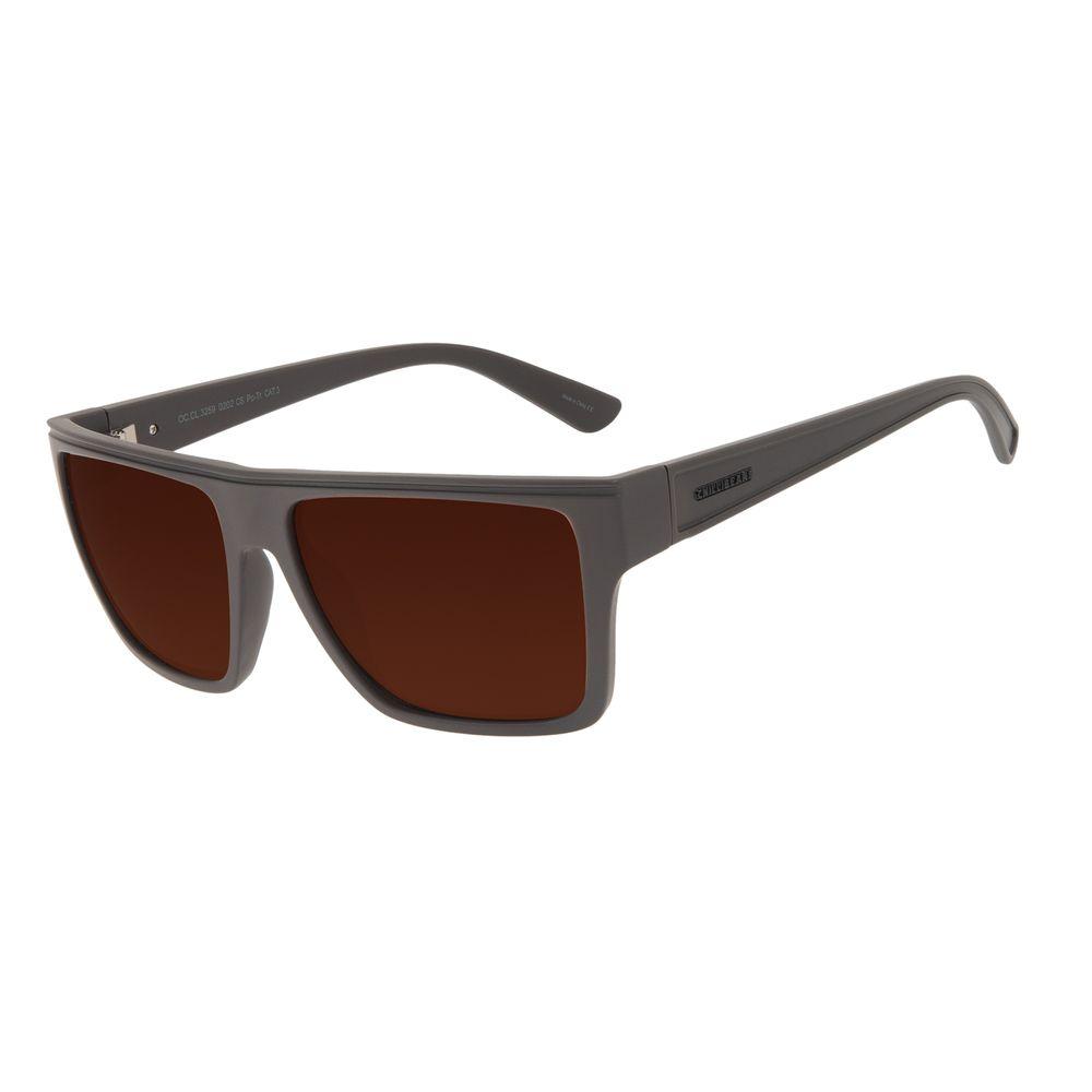 Óculos de Sol Unissex Chilli Beans Essential Bossa Nova Marrom OC.CL.3259-0202