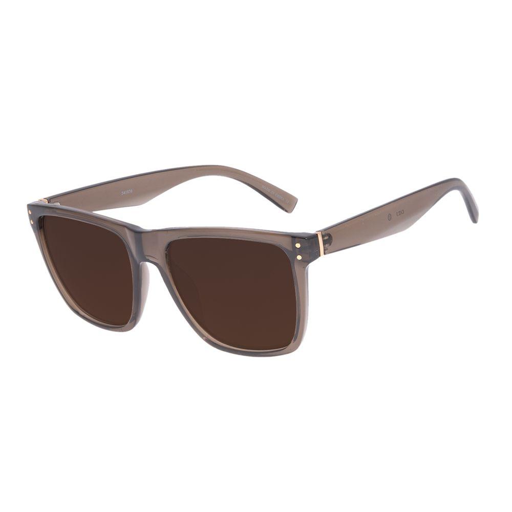 Óculos de Sol Masculino Chilli Beans Bossa Nova Marrom OC.CL.3270-0202