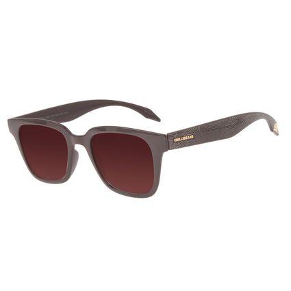 Óculos de Sol Feminino Marvel Pantera Negra Quadrado Rosé OC.CL.3307-5795