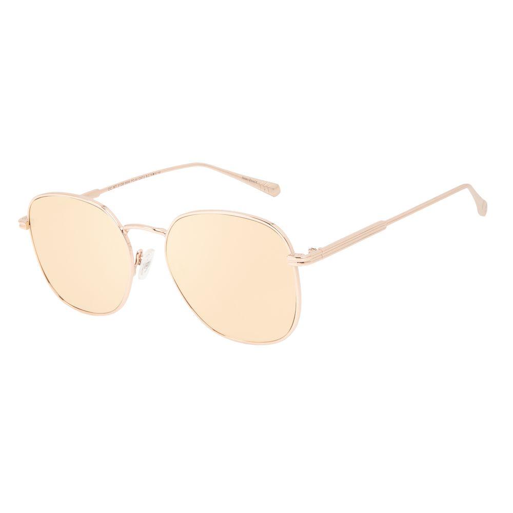 Óculos de Sol Feminino Marvel Capitã Marvel Quadrado Rosé OC.MT.3138-9595