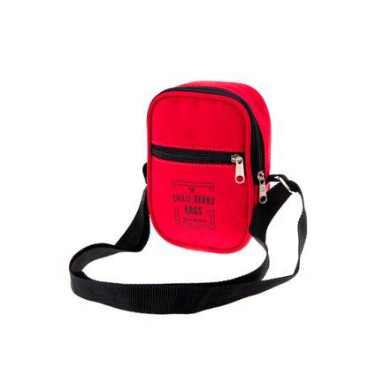 Bolsa Shoulder Vermelho Chilli Beans Unissex BG.BS.0165-1616_