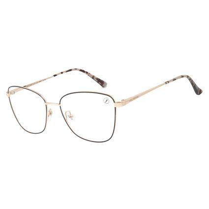 Armação Para Óculos de Grau Feminino Chilli Beans Cat Preto LV.MT.0508-0121