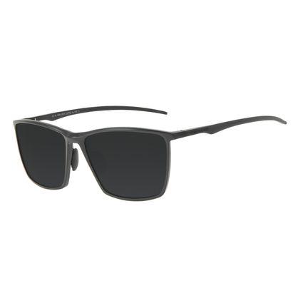 Óculos de Sol Masculino Chilli Beans Quadrado Polarizado Fosco OC.AL.0254-0031