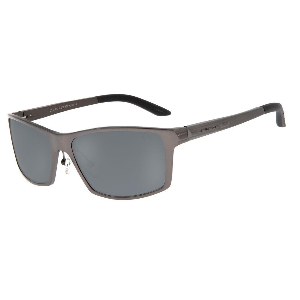 Óculos de Sol Masculino Chilli Beans Performance Ônix Polarizado OC.AL.0266-0122