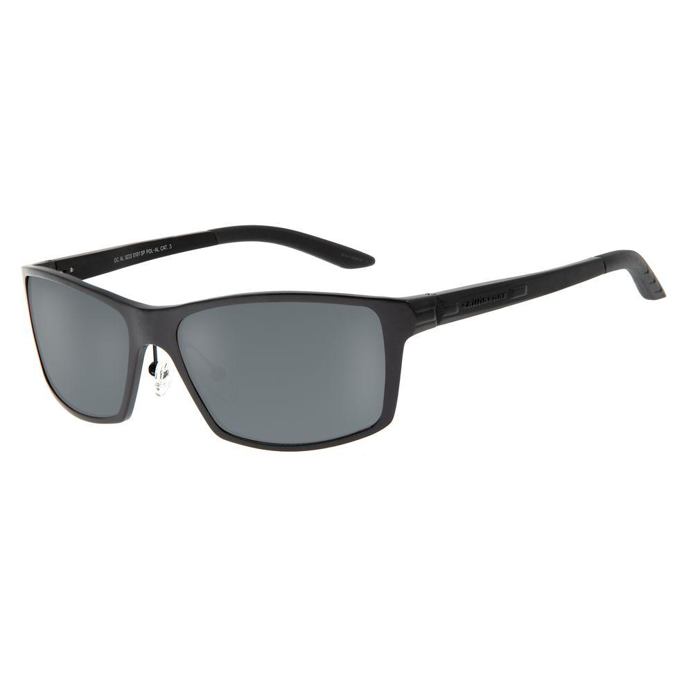 Óculos de Sol Masculino Chilli Beans Performance Preto Polarizado OC.AL.0266-0101