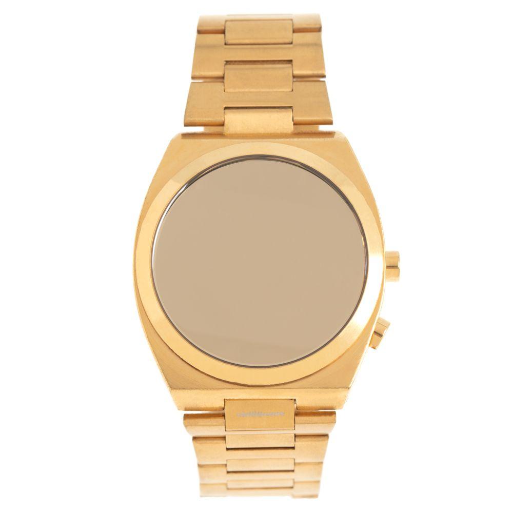 Relógio Digital Masculino Chilli Beans Metal Dourado RE.MT.0985-2121