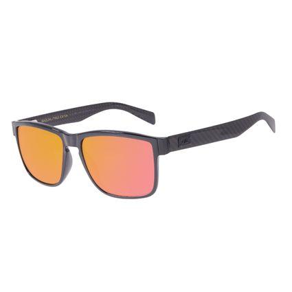 Óculos de Sol Masculino Chilli Beans Essential Quadrado Espelhado Polarizado OC.CL.2981-3201