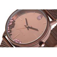 Relógio Analógico Feminino Chilli Beans Metal Crystal Rosé RE.MT.1211-9502.6