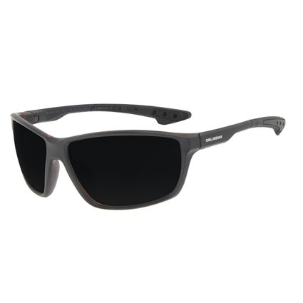Óculos de Sol Masculino Chilli Beans Performance Fosco Preto OC.ES.1272-0101