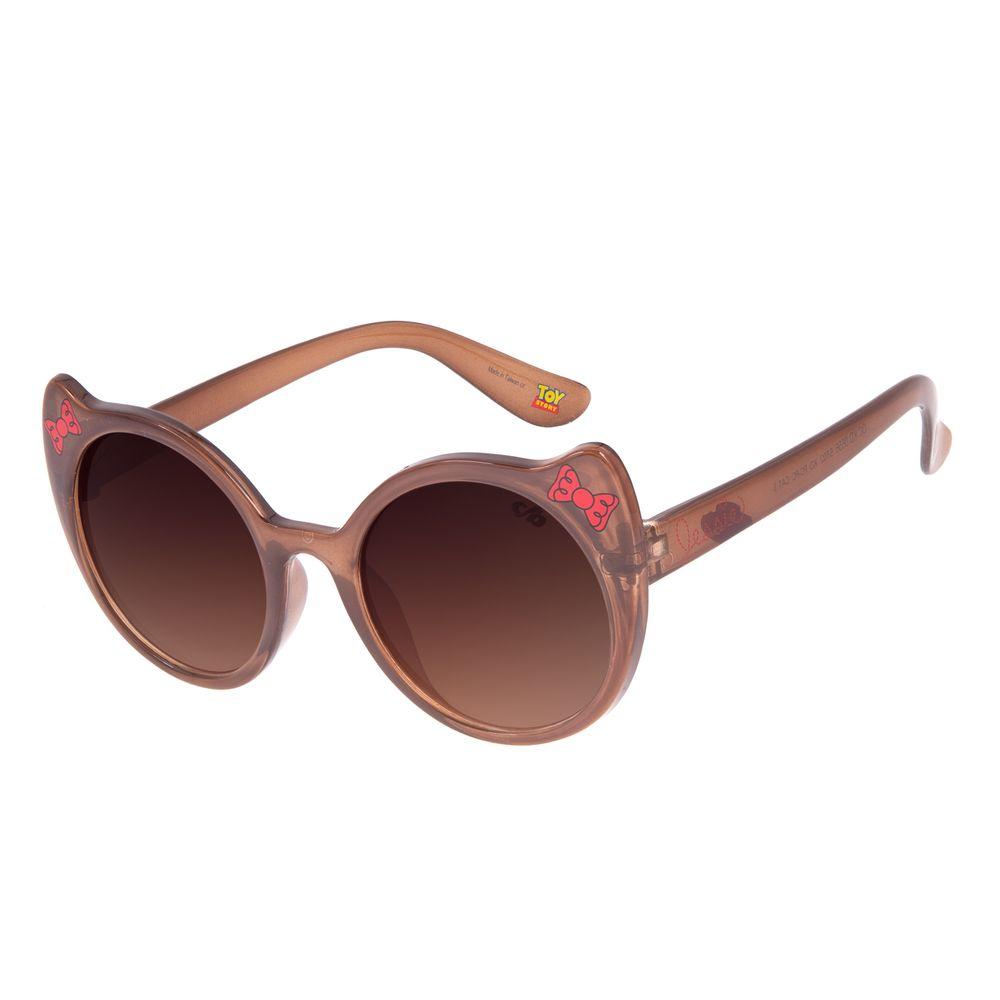 Óculos de Sol Infantil Toy Story Jessie Laço Redondo Marrom OC.KD.0656-5702