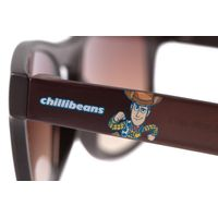 Óculos de Sol Infantil Toy Story Woody Bossa Nova Marrom OC.KD.0657-5702.5