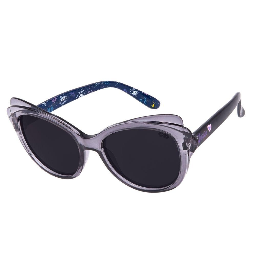 Óculos de Sol Infantil Toy Story Jessie Cowgirl Cat Preto OC.KD.0658-0101