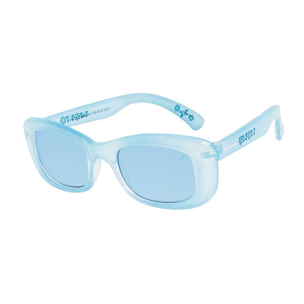 Óculos de Sol Infantil Disney Frozen II Flower Azul OC.KD.0689-0837