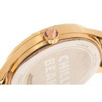 Relógio Analógico Feminino Chilli Beans Crystal Facetado Dourado RE.MT.1194-2121.6