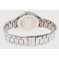 Relógio Analógico Feminino Chilli Beans Crystal Facetado Prata RE.MT.1194-9507.2
