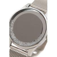 Relógio Digital Feminino Chilli Beans Crystal Pedrarias Prata RE.MT.1195-0707.5