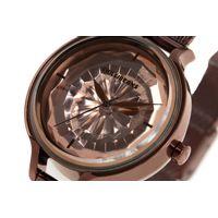 Relógio Analógico Feminino Chilli Beans Crystal Facetado 3D Rosé RE.MT.1203-9502.5