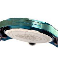 Relógio Analógico Masculino Harry Potter Comensais da Morte Verde RE.MT.1233-0115.6