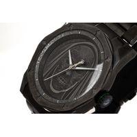 Relógio Analógico Masculino Harry Potter Comensais da Morte Ônix RE.MT.1233-0122.5