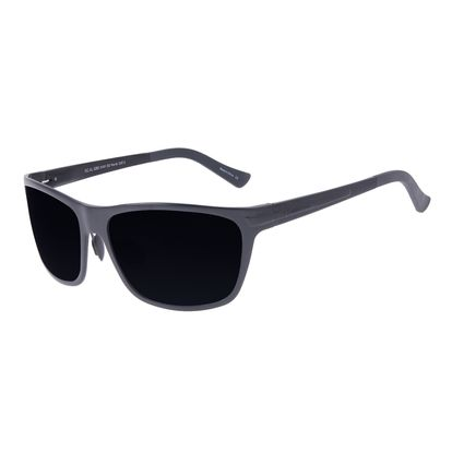 Óculos de Sol Masculino Chilli Beans Esporte Polarizado AL Preto OC.AL.0261-0101