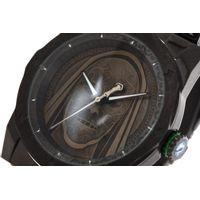 Relógio Analógico Masculino Harry Potter Comensais da Morte Preto RE.MT.1233-2201.5