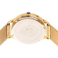 Relógio Analógico Feminino Harry Potter Yule Ball Gryffindor Dourado RE.MT.1234-2121.7