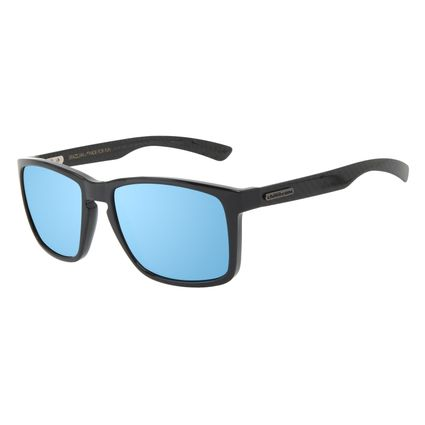 Óculos de Sol Masculino Chilli Beans New Sport Polarizado Azul Espelhado OC.ES.1193-9101