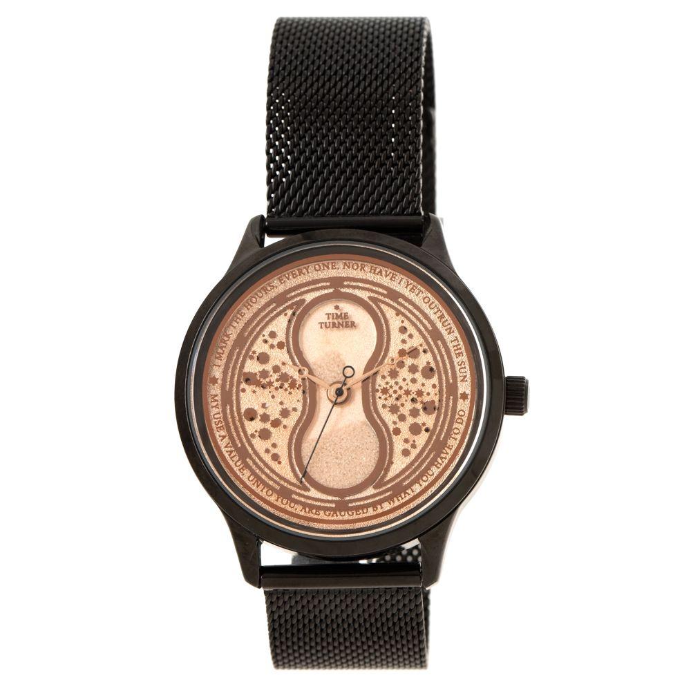 Relógio Analógico Feminino Harry Potter Vira-Tempo Preto RE.MT.0757-9501