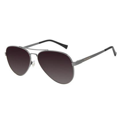 Óculos de Sol Unissex Chilli Beans Essential Aviador Polarizado MT Degradê OC.MT.3133-2022