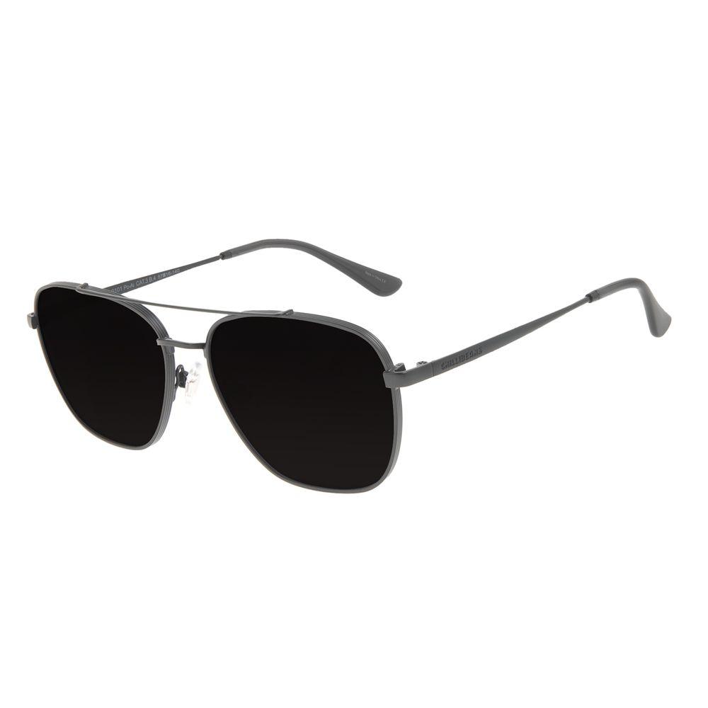 Óculos de Sol Masculino Chilli Beans Executivo MT Preto OC.MT.3142-0101