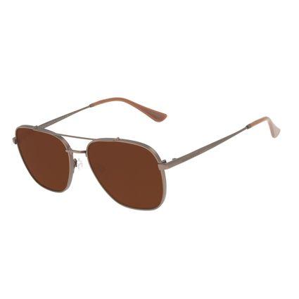 Óculos de Sol Masculino Chilli Beans Executivo MT Marrom Escuro OC.MT.3142-0247