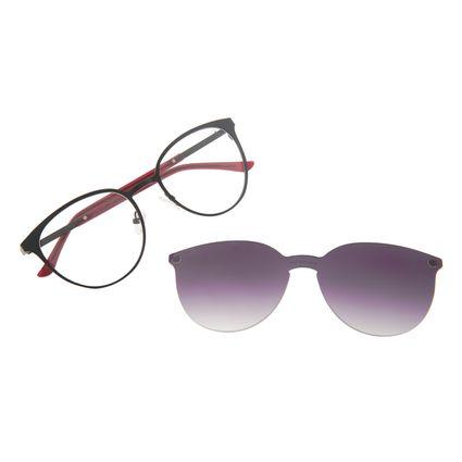Armação Para Óculos de Grau Feminino Chilli Beans Essential Multi Degradê LV.MU.0553-2001