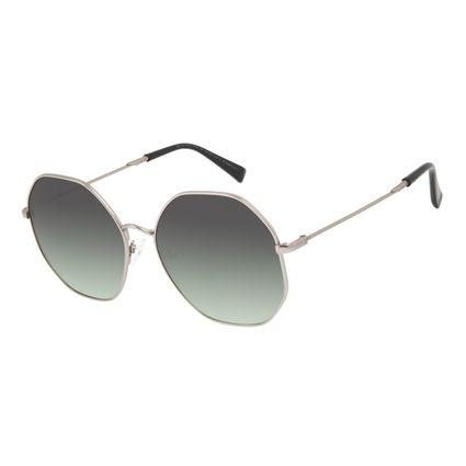 Óculos de Sol Feminino Harry Potter Varinha do Harry Redondo Ônix OC.MT.3179-8222