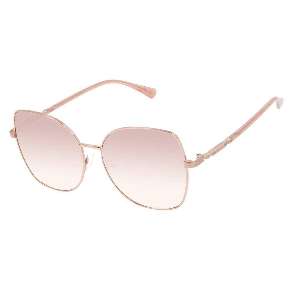 Óculos de Sol Feminino Harry Potter Snape Quadrado Rosé OC.MT.3178-2095