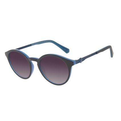 Óculos de Sol Unissex Harry Potter Ravenclaw Redondo Azul OC.CL.3344-0201