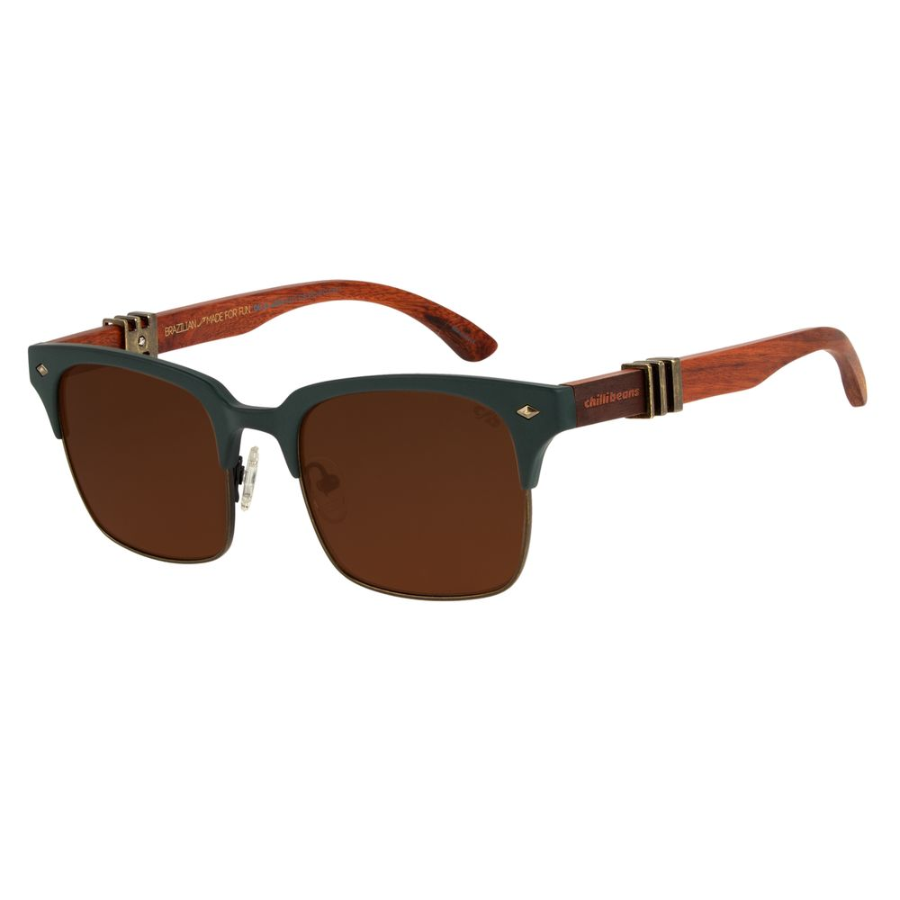 Óculos de Sol Unissex Harry Potter Nimbus 2000 Jazz Verde OC.CL.3355-0215