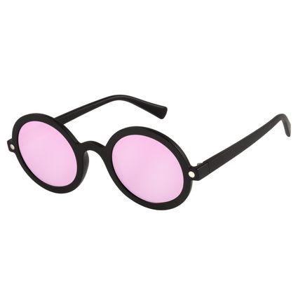 Óculos de Sol Unissex Harry Potter Magic Spectrespecs Redondo Preto OC.CL.3356-0501