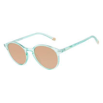 Óculos de Sol Feminino Harry Potter Honey Duke's Redondo Verde OC.CL.3375-2315
