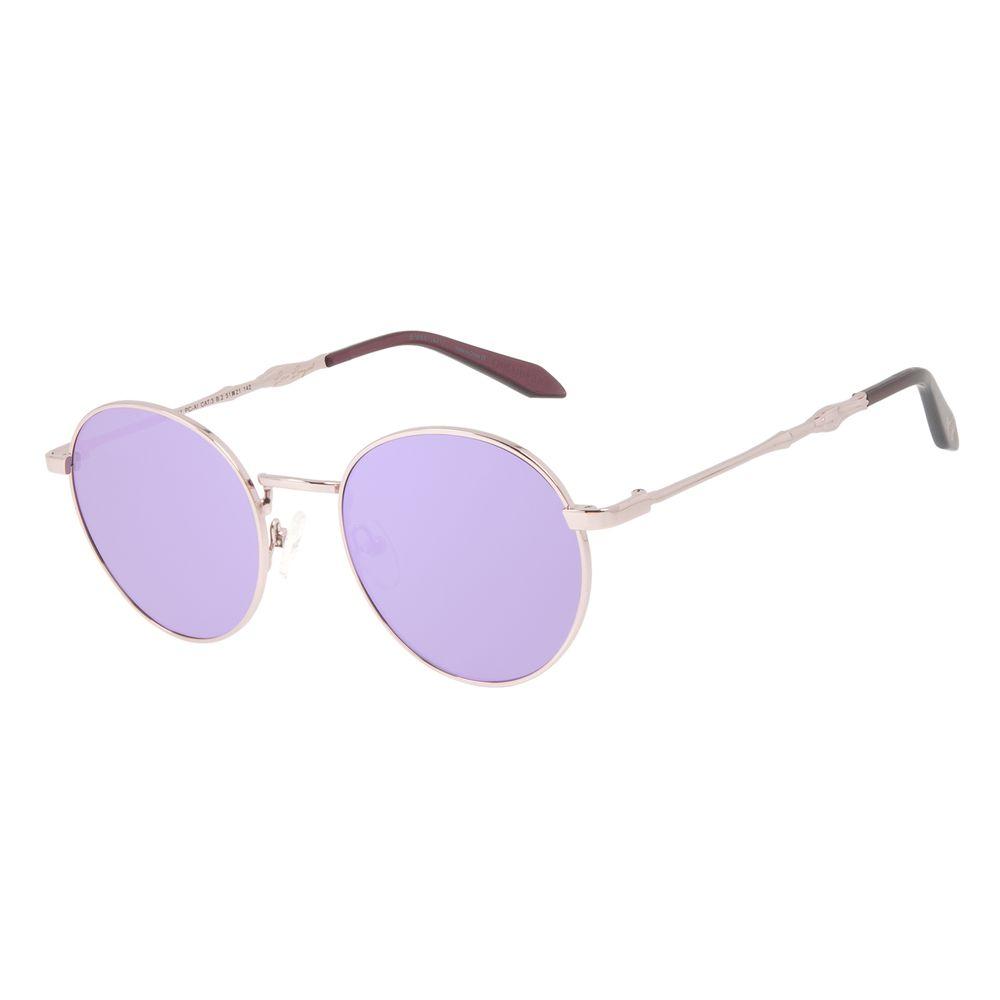 Óculos de Sol Feminino Harry Potter Luna Lovegood Espelhado OC.MT.3154-3281