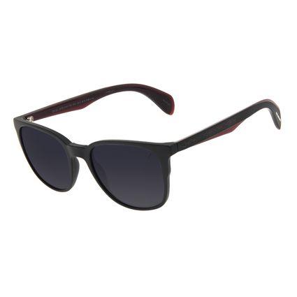 Óculos de Sol Unissex Harry Potter Sirius Black Quadrado Preto OC.CL.3376-0101