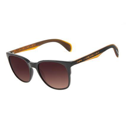 Óculos de Sol Unissex Harry Potter Sirius Black Quadrado Degradê Marrom OC.CL.3376-5701