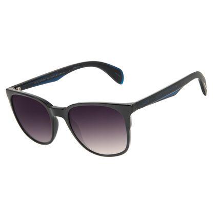 Óculos de Sol Unissex Harry Potter Sirius Black Quadrado Degradê OC.CL.3376-2001