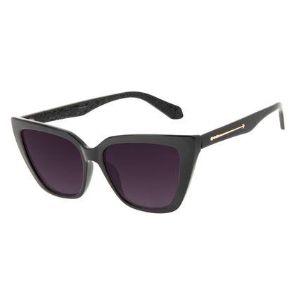 Óculos de Sol Feminino Harry Potter Fantastic Beasts Cat Preto OC.CL.3377-2001