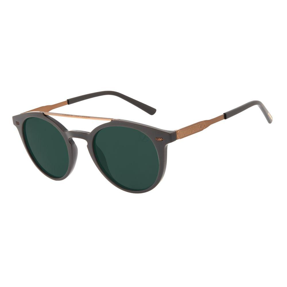 Óculos de Sol Unissex Harry Potter Hogwarts Express Redondo Verde OC.CL.3378-1502