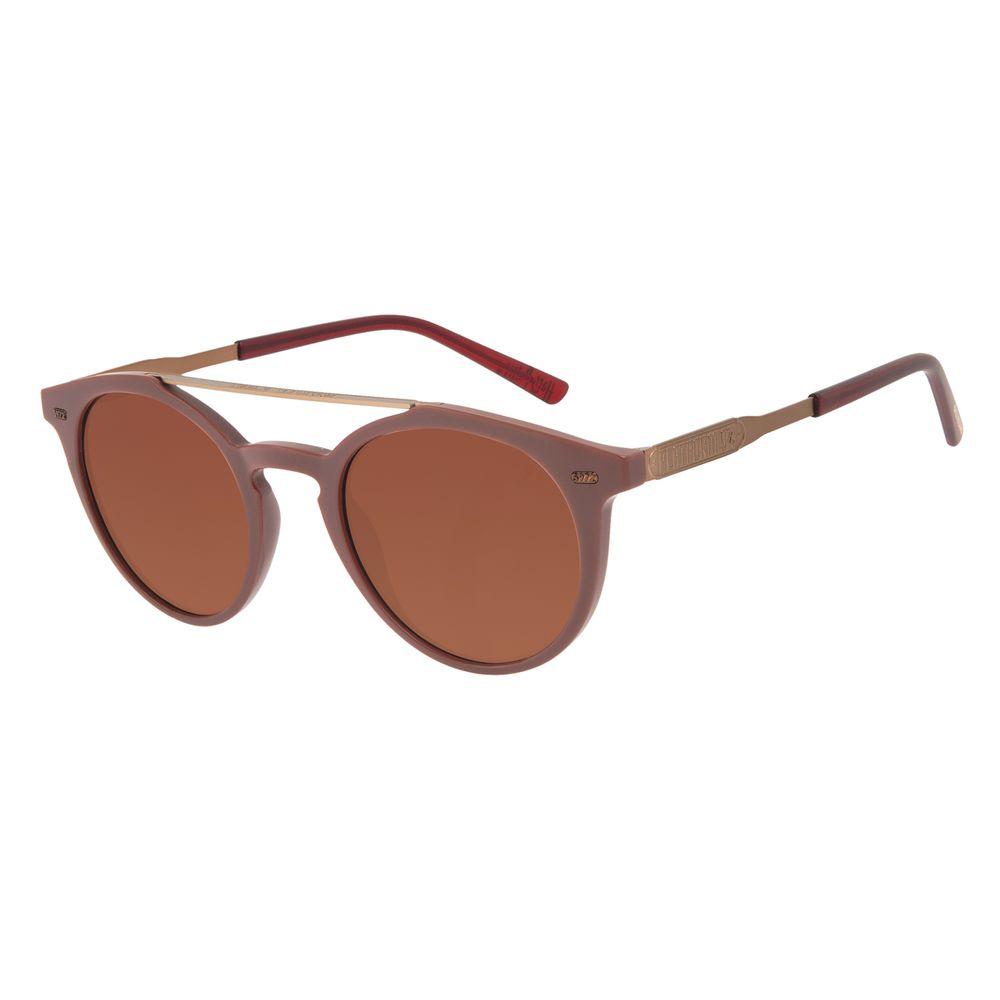 Óculos de Sol Unissex Harry Potter Hogwarts Express Redondo Vinho OC.CL.3378-0217