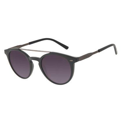 Óculos de Sol Unissex Harry Potter Hogwarts Express Redondo Preto OC.CL.3378-2001