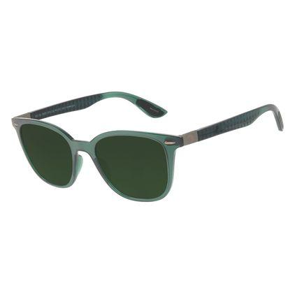 Óculos de Sol Masculino Harry Potter Slytherin Bossa Nova Verde OC.CL.3353-1515
