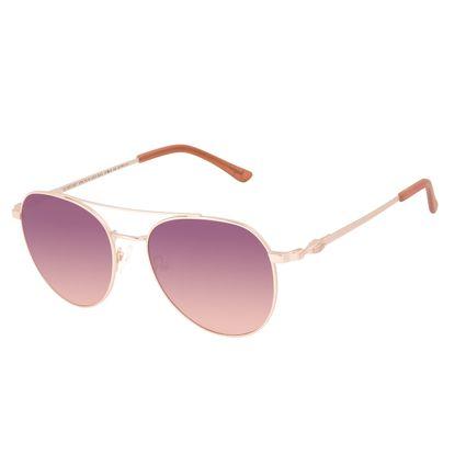 Óculos de Sol Unissex Harry Potter Nagini Aviador Rosé OC.MT.3197-5795